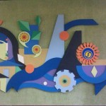 Mural For BPCL Madhya Pradesh